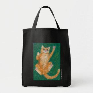 マリアDamianou猫の挑戦 トートバッグ