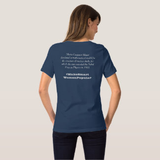 マリアGoeppert Mayer Tシャツ