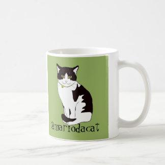 マリオda猫 コーヒーマグカップ