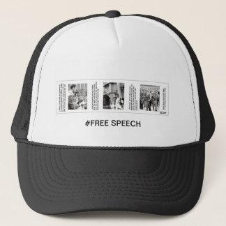 マリオSavioの言論の自由 キャップ