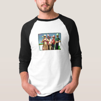 マリオZach Tシャツ