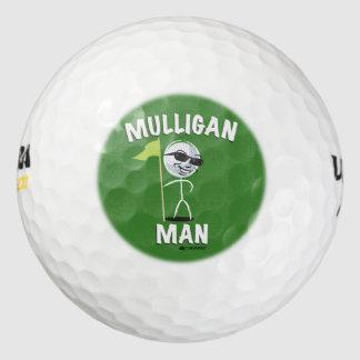 マリガンの人のおもしろいなゴルフ・ボール ゴルフボール