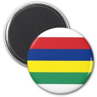 マリシャスの国旗 マグネット