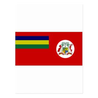 マリシャスの市民旗 ポストカード