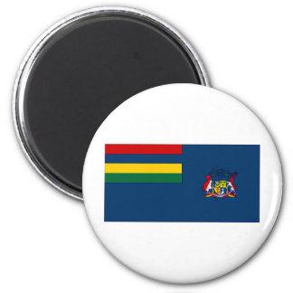 マリシャスの政府の旗 マグネット