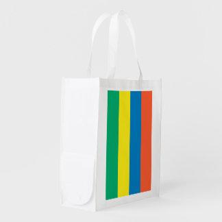 マリシャスの旗 エコバッグ