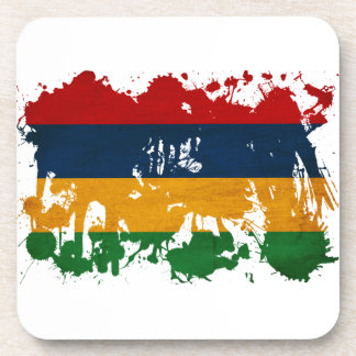 マリシャスの旗 コースター