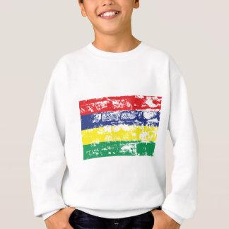 マリシャスの旗 スウェットシャツ