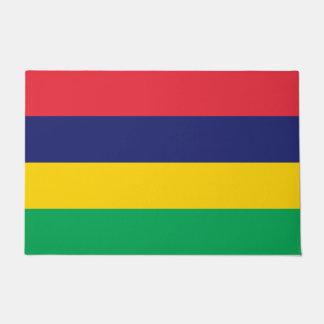 マリシャスの旗 ドアマット
