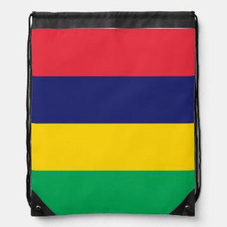 マリシャスの旗 ナップサック