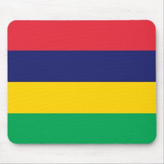 マリシャスの旗 マウスパッド