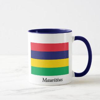 マリシャスの旗 マグカップ