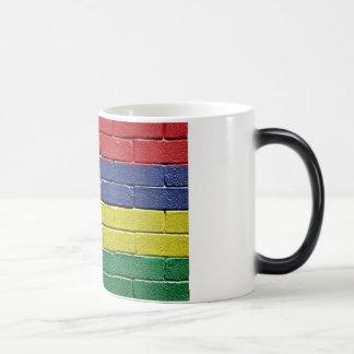 マリシャスの旗 モーフィングマグカップ