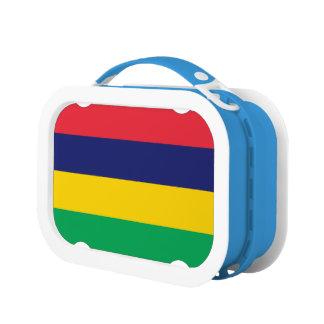 マリシャスの旗 ランチボックス