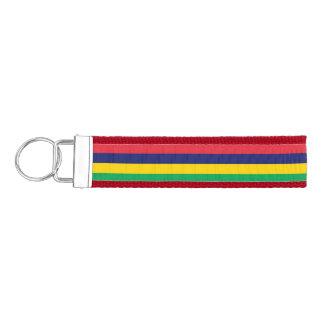 マリシャスの旗 リストバンドキーホルダー