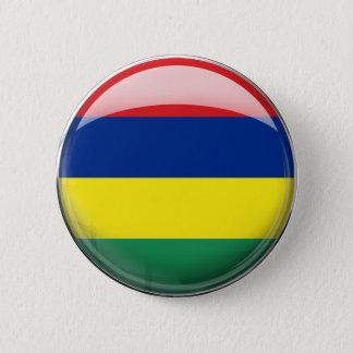 マリシャスの旗 缶バッジ
