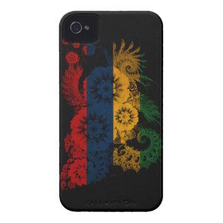 マリシャスの旗 Case-Mate iPhone 4 ケース