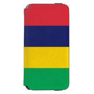 マリシャスの旗 INCIPIO WATSON™ iPhone 6 ウォレットケース