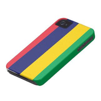 マリシャスの旗 iPhone 4 ケース
