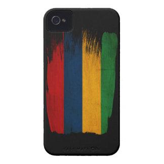 マリシャスの旗 iPhone 4 Case-Mate ケース