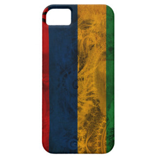 マリシャスの旗 iPhone 5 ベアリーゼアケース