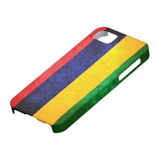マリシャスの旗 iPhone 5 Case-Mate ケース
