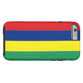 マリシャスの旗 iPhone 6 タフケース