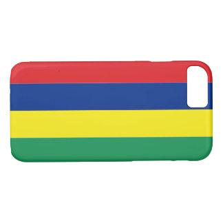 マリシャスの旗 iPhone 7ケース