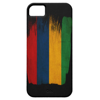 マリシャスの旗 iPhone SE/5/5s ケース
