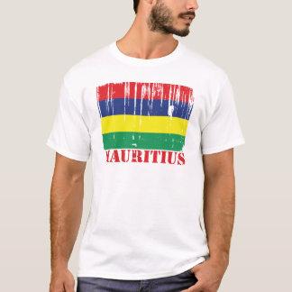 マリシャスの旗 Tシャツ