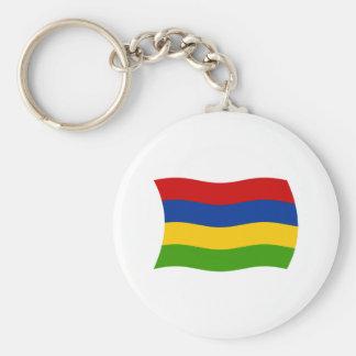 マリシャスの旗Keychain キーホルダー