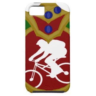 マリシャス山Biking.png iPhone SE/5/5s ケース