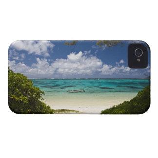 マリシャス、東のマリシャスの東美女のロバ Case-Mate iPhone 4 ケース