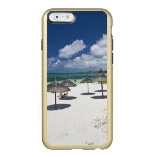 マリシャス、東のマリシャスの美女のロバ、 INCIPIO FEATHER SHINE iPhone 6ケース