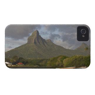 マリシャス、西部のマリシャスのTamarin、Montagne Case-Mate iPhone 4 ケース