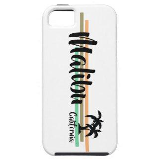 マリブのやしTシャツ iPhone SE/5/5s ケース