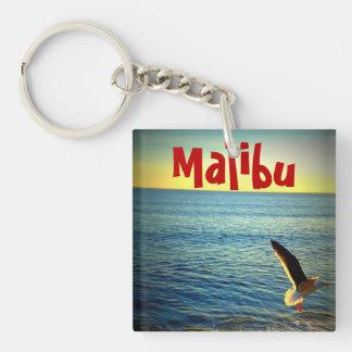 マリブ、太平洋の眺め キーホルダー