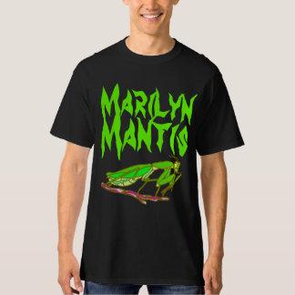 マリリンのカマキリのTシャツ Tシャツ