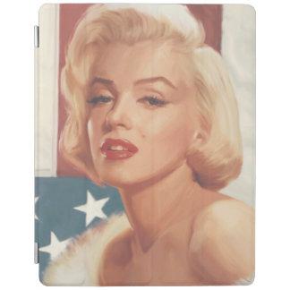 マリリンの旗 iPadスマートカバー