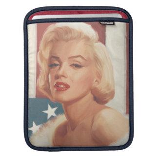 マリリンの旗 iPadスリーブ