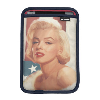 マリリンの旗 iPad MINIスリーブ