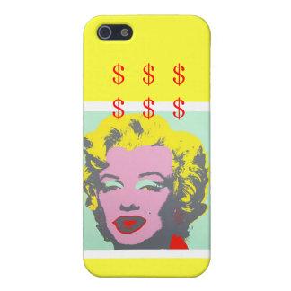 マリリンモンローiphoneケース iPhone 5 cover