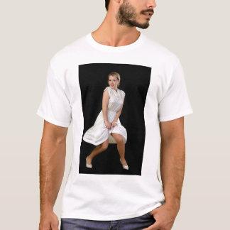 マリリン・モンローの姿勢 Tシャツ