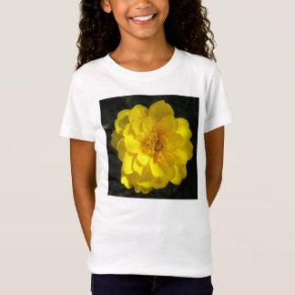 マリーゴールドの金黄色 Tシャツ