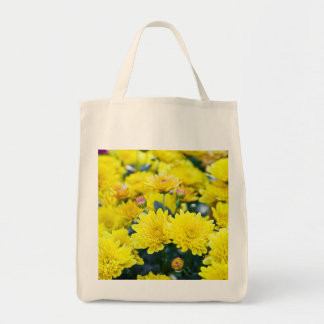 マリーゴールド黄色いヴァーモントSumer トートバッグ