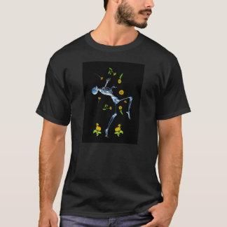 マリーゴールドDODのTシャツのシャワー Tシャツ