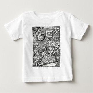 マリーナのデザイン ベビーTシャツ