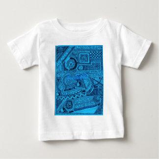 マリーナはよいカルマを設計します ベビーTシャツ