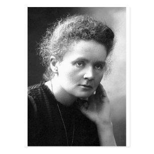 マリ・キュリー夫人 ポストカード
