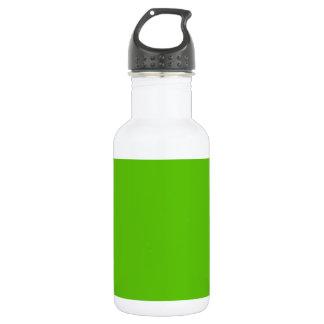 マルガリータのライム酸のライム緑のアップタウンの女の子の結婚式 ウォーターボトル